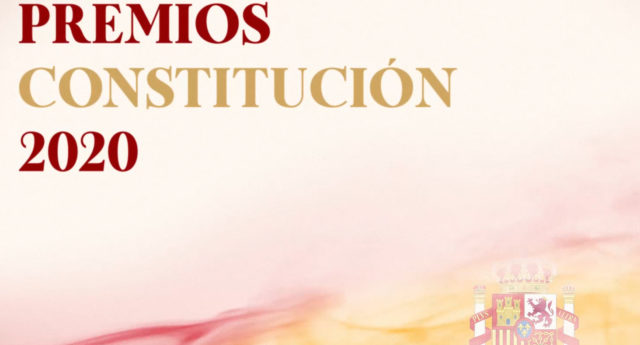 Premios Constitución 2020